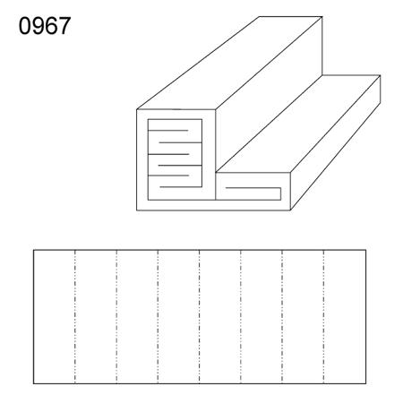 Obrázek z Vnitřní prvek obalu 0967