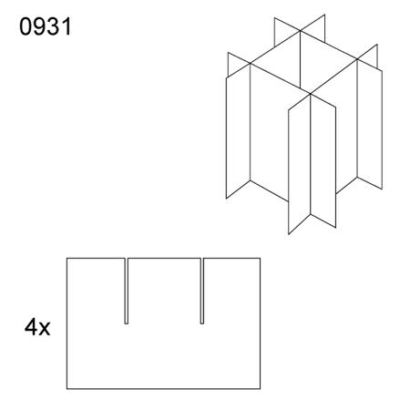 Obrázek z Vnitřní prvek obalu 0931