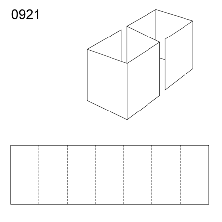 Obrázek z Vnitřní prvek obalu 0921