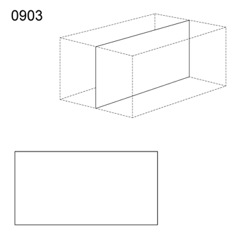 Obrázek Vnitřní prvek obalu 0903