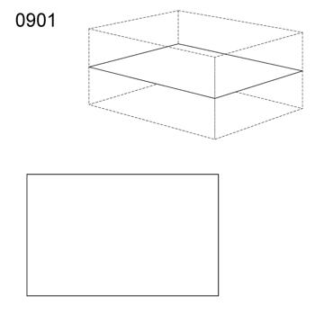 Obrázek Vnitřní prvek obalu 0901